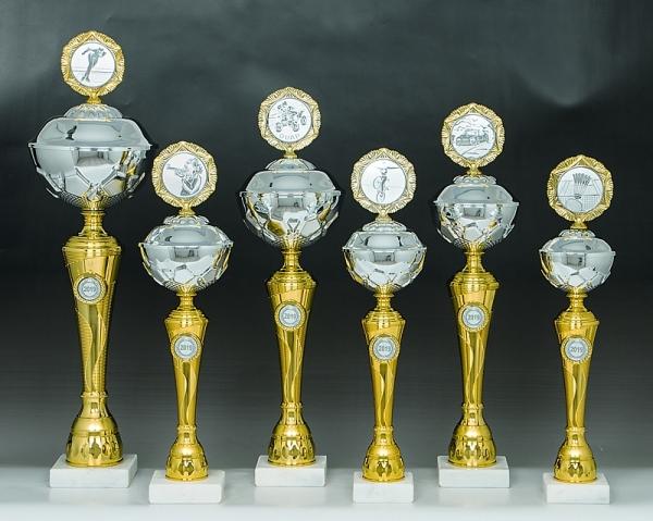 PWK 801 Pokale für alle Sportarten