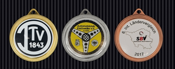 PD 9082 Medaille 60 mm