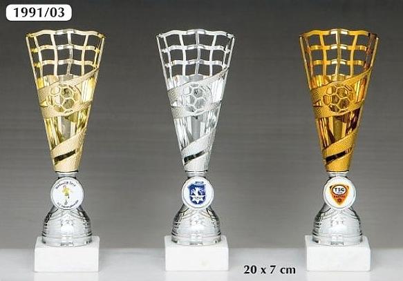 PD 1991 Fußballcups