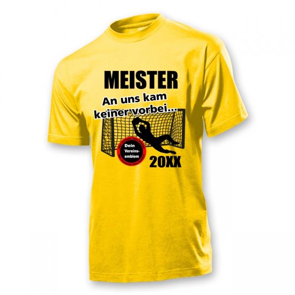PD 18106 Meistershirt mit Logo