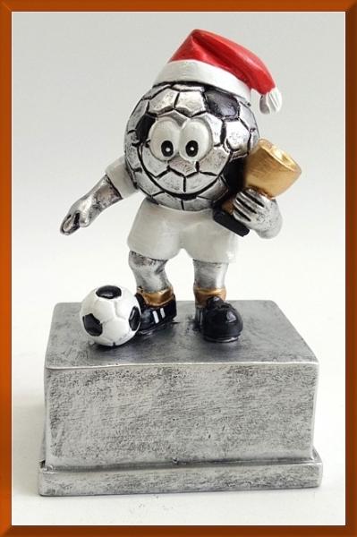 PD WF 100 Fußball Weihnachtsfigur