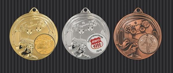 PD 9900 eSport Medaille