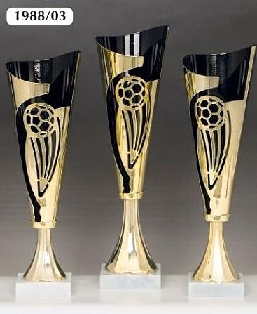 PD 1988 Fußballpokale