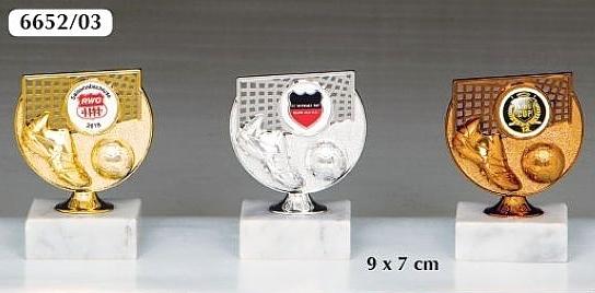 PD 6652 Fußballtrophäe