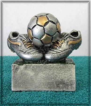 Fußball Ball/Schuh RE 006