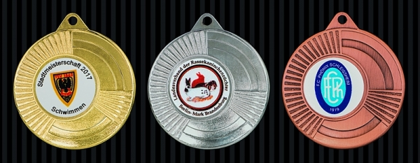 PD 9079 Medaille 50 mm